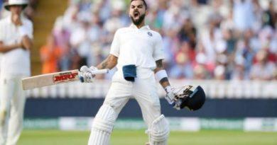 ब्रेकिंग न्यूज़  :कोहली फिर बने संकटमोचक, इंग्लैंड के खिलाफ 149 रन ठोक मैच में कराई भारत की वापसी