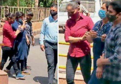 महिला इंस्पेक्टर ने कांस्टेबल, सब इंस्पेक्टर से मिलकर चार लोगों से 26 लाख रुपए वसूले