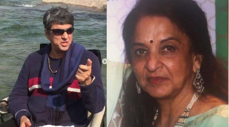'शक्तिमान' की मौत की अफवाह के बीच बहन का हुआ निधन, बोले-पहली बार जिंदगी में हिल गया हूं