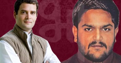 गुजरात कांग्रेस में हार्दिक पटेल के खिलाफ उठने लगी आवाज़